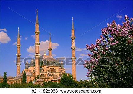 Selimiye Mosque Selimiye Camii Ottoman Mosque In The City Of