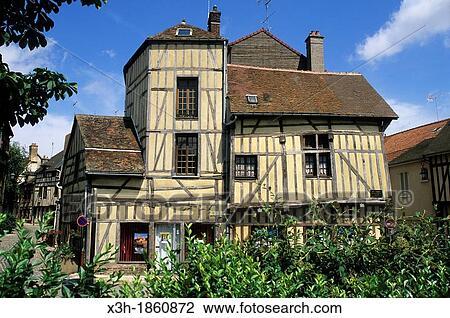 Maison bois aube latest entreprise bois maison structure for Maison bois troyes