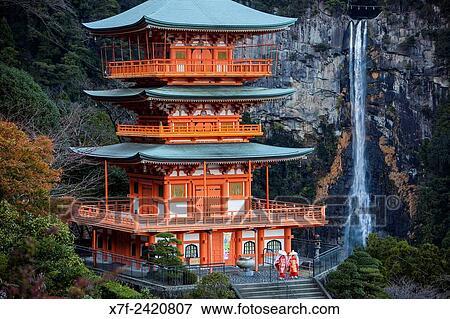 Nachi Falls Wakayama 27