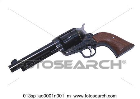 banco de imagem 44 magnum revólver handgun 013sp ao0001n001 m