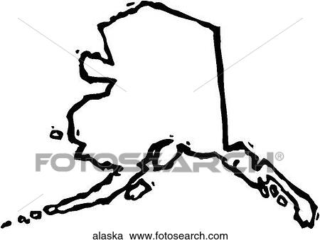 clipart of alaska alaska search clip art illustration murals rh fotosearch com alaska cruise clipart alaska clipart map