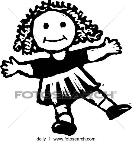 Dolly 1 Clipart