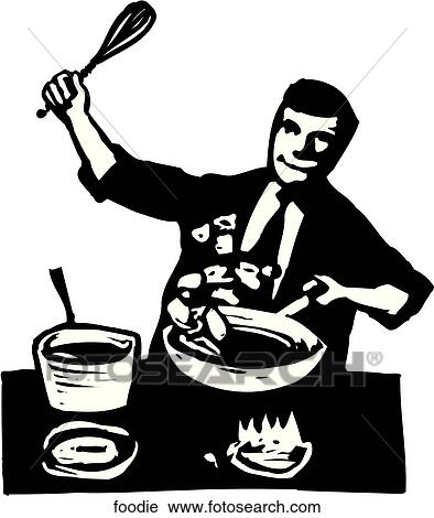 clipart of foodie foodie search clip art illustration murals rh fotosearch com clip art search lights clipart search not working