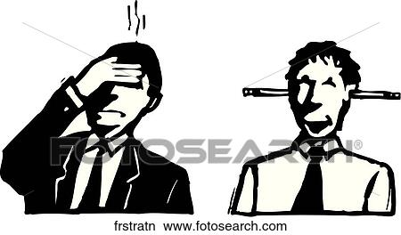clipart of frustration frstratn search clip art illustration rh fotosearch com computer frustration clipart cartoon frustration clipart