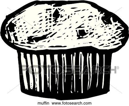 Muffin Clipart | muffin | Fotosearch