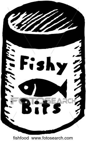 Fish Food Clipart | fishfood | Fotosearch