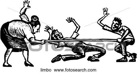 clipart of limbo limbo search clip art illustration murals rh fotosearch com Limbo Dance limo clipart