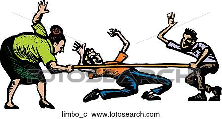 clipart of limbo limbo c search clip art illustration murals rh fotosearch com Limbo Dance People Doing the Limbo