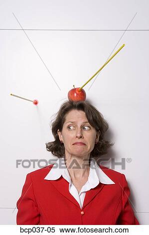 Apfel Vom Kopf Schiessen