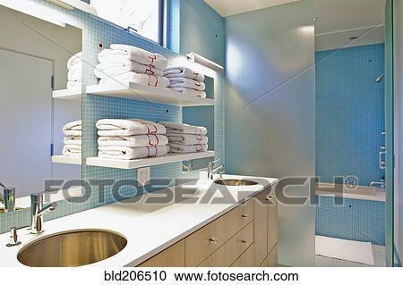 Banco de Fotografías - lujo, cuarto de baño bld206510 - Buscar fotos ...