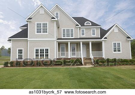 picture of a large suburban house as1031bycrk 57 search stock
