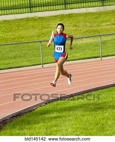 跑, 在上, 跑道