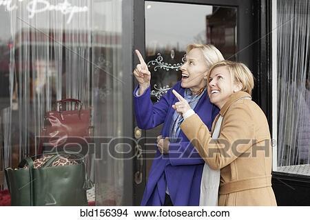 window shopping for women