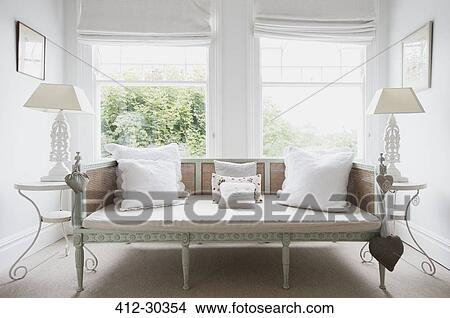 Home Showcase Interior Shabby Chic Sofa Picture 412 30354