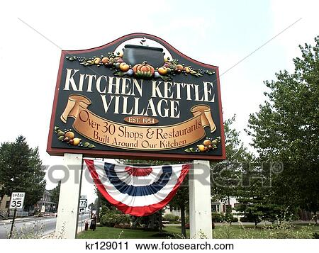Pa Sign For Kitchen Kettle Village Pennsylvania Dutch Restaurants And S