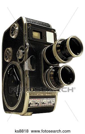Antique Communication Camera Arts
