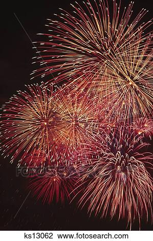 Happy New Year Fireworks 42