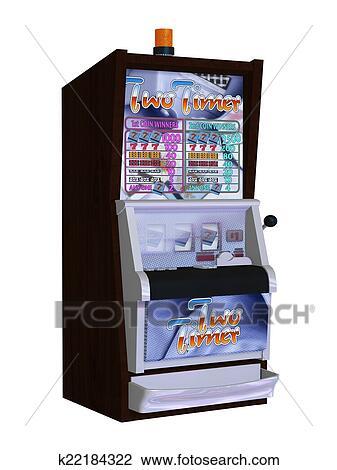 clip art of slot machine k22184322 search clipart illustration rh fotosearch com animated slot machine clip art slot machine clip art images