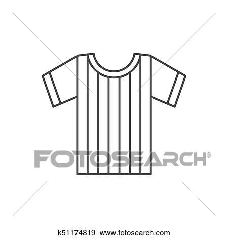 Clip Art Association Football Referee Jersey Openclipart - Shirt  Transparent PNG