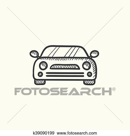 Ausgezeichnet Auto Skizziert Vorlagen Galerie - Entry Level Resume ...