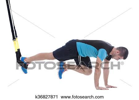 Functional exercises Stock Image   k36827871   Fotosearch