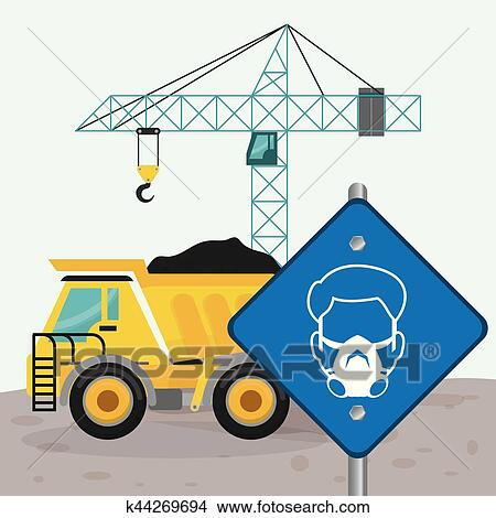Creative Cartoon Tower Crane Illustration, Construction Illustration,  Cartoon Tower Crane Illustration, Cartoon Construction Equipment PNG  Transparent Clipart Image and PSD File for Free Download
