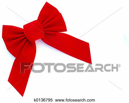 stock image of red bow 3 k0136795 search stock photos mural