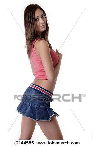 Sexy minikleid
