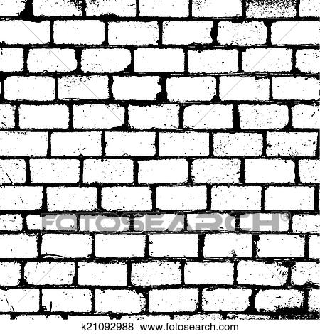 Brickwall Overlay Texture For Yor Design EPS10 Vector