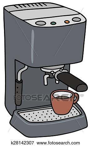 Coffee Machine Clip Art - Keurig Iced Coffee