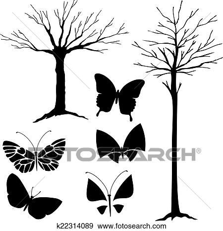Datování motýlů vzory