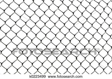 Stock Photograph of wire netting k0223499 - Search Stock Photography ...