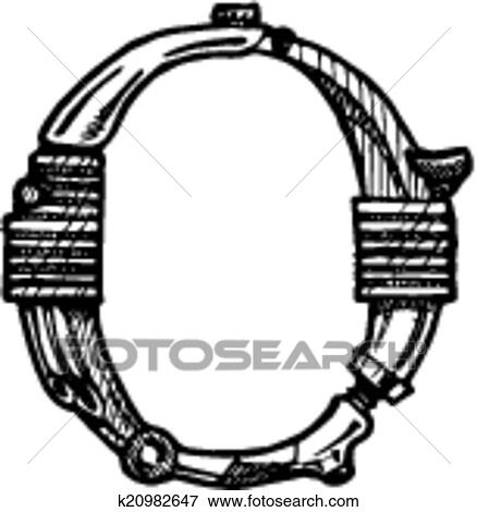 clip art of steampunk font k20982647 search clipart illustration rh fotosearch com steampunk clip art letters steampunk clipart free