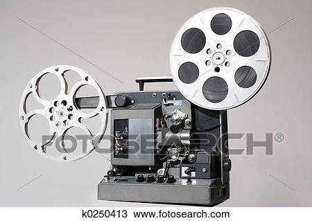 レトロ, 16mm, フィルム映写機 ...