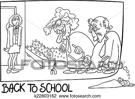 Back to School Coloring Page~ Freebie from Creative Lesson Cafe on ... | 330x450
