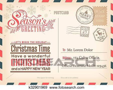 Happy New Year Invitation Card 95