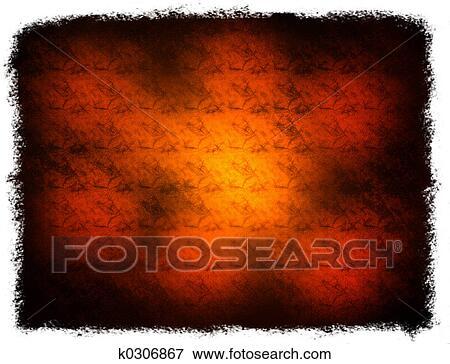 焦げたトースト イラスト K0306867 Fotosearch