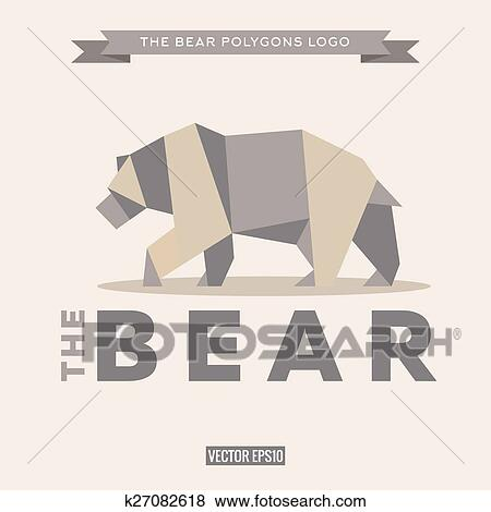 Origami Brown the Bear (Line App) » OrigamiTree.com | 470x450