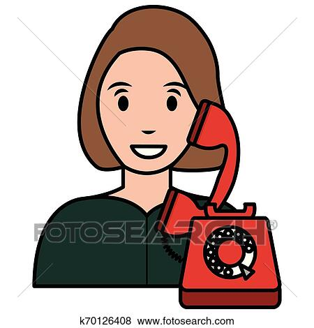 Telephone Call Stock Photography Clip Art - Boy Calling On Phone Clipart ,  Free Transparent Clipart - ClipartKey