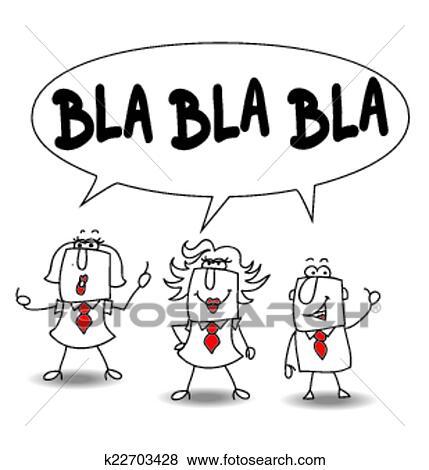 Clip Art of blah k22703428 - Search Clipart, Illustration ...