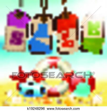 Clip Art Of Summer Sale Wallpaper K19248296