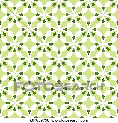 Two Shades Of Green On A White Background Wallpaper