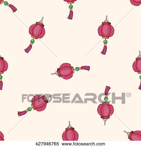 chinese new year theme elements chinese decorative lantern