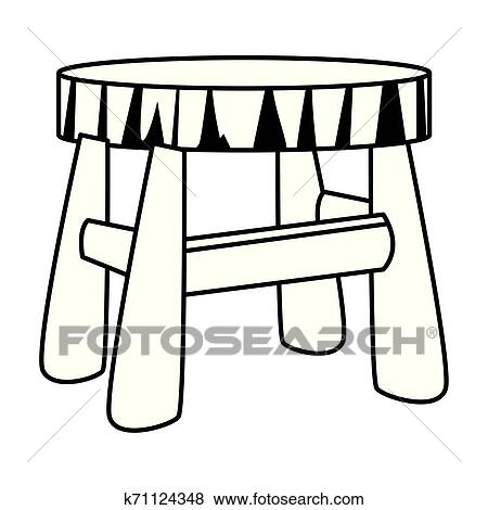 Peachy Farm Animals And Farmer Cartoon In Black And White Clip Art Machost Co Dining Chair Design Ideas Machostcouk