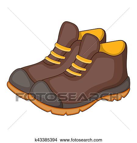Sport Shoes Clipart