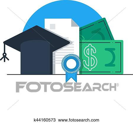 Scholarship Svg Png Icon Free Download - Scholarship Line Icon - Free  Transparent PNG Clipart Images Download