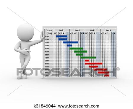 Drawings of 3d man standing with gantt chart k31845044 search clip drawing 3d man standing with gantt chart fotosearch search clip art illustrations ccuart Choice Image