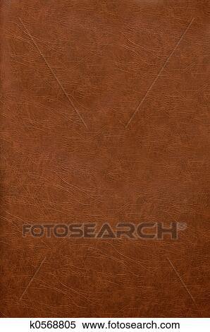 Rouges Cuir Couverture Livre Banques De Photographies