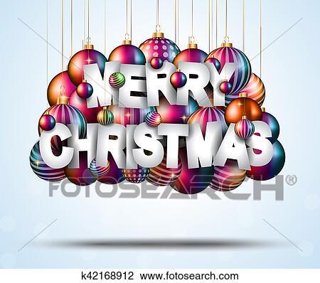 Feliz Natal Fundo Para Seu Sazonal Convites Desenho
