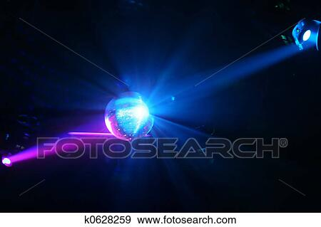 stock photograph of disco bal sphere k0628259 search stock